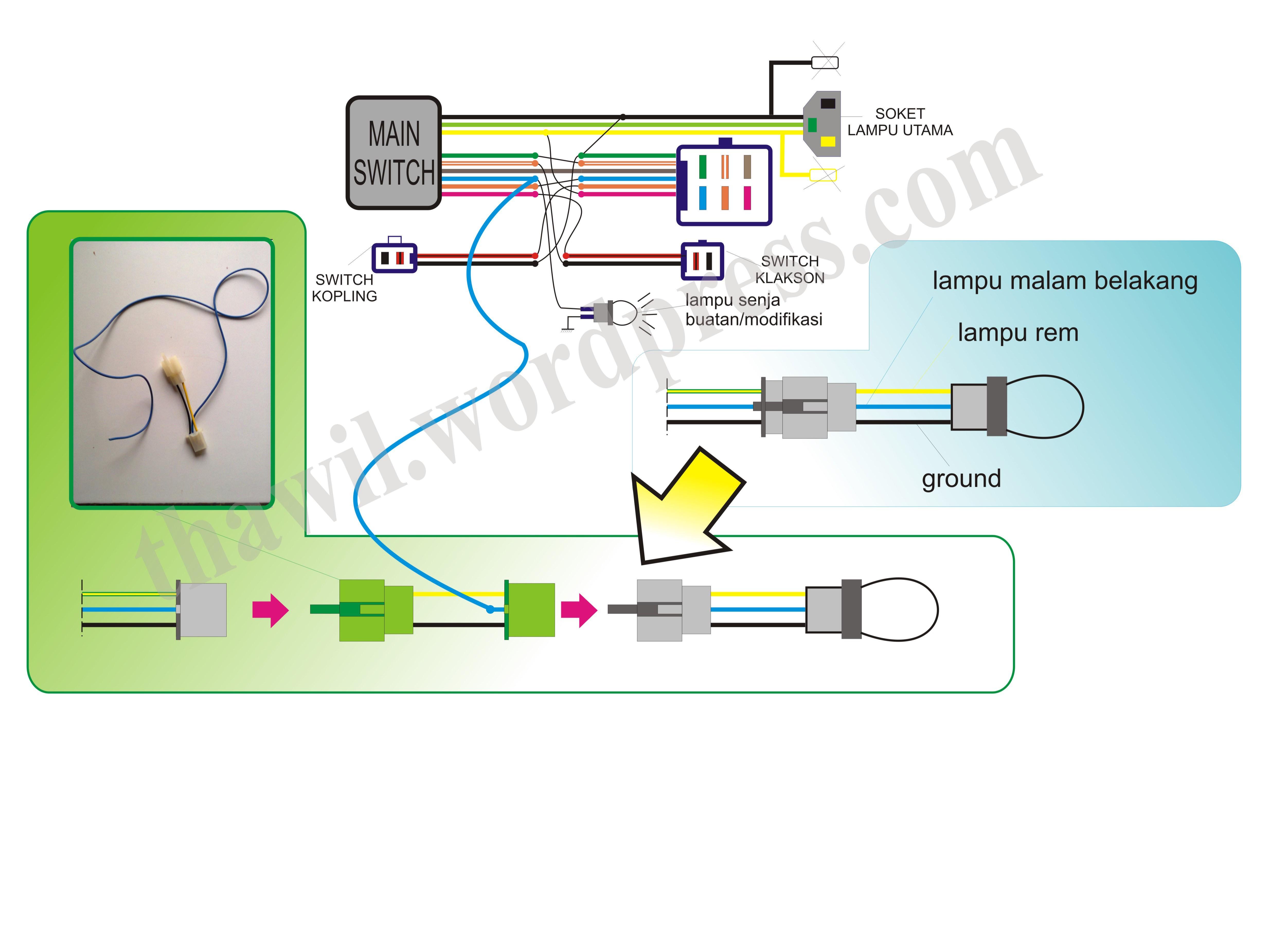 Wiring Diagram Lampu Senja Rhdiveteam Detmoldde