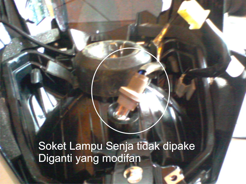 Cara Pasang Saklar Old Vixion Pada New Thawils Blog Wiring Diagram Lampu Senja Switch 4
